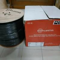 Kabel Coaxial RG6 MATA 1 Roll Garansi 1 Tahun Semarang