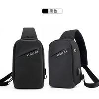 tas pria kanvas import selempang - tas punggung back pack cowok 11480