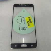 Kaca lcd samsung J7 plus / Gorilla Glass Samsung J7 plus