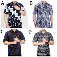 Model Baju Batik Pria Jual Batik Modern Harga Murah Tokopedia