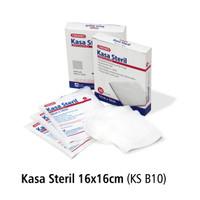 Kasa Steril 16x16cm OneMed box isi10pcs KS B-10