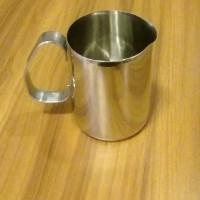 Milk Jug Pitcher Dengan Garis600ml Measurement Latte Jug Stainless st
