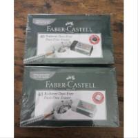 Terlaris Penghapus Faber Castell Putih Per Pack Keren