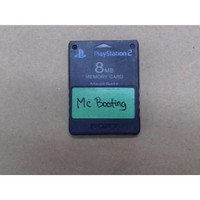MEMORY CARD MC BOOTING 8MB PS2
