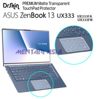 TouchPad Protector ASUS ZenBook 13 UX333FN - DrSkin MATTE Transparent