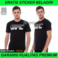 Jersey UFC Import Kualitas Premium / Kaos UFC Import Premium JR025