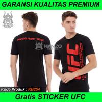 Jual Kaos UFC Reebok, T shirt UFC Reebok, Baju UFC Reebok KB430