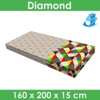 Rivest Sarung Kasur 160 x 200 x 15 - Diamond