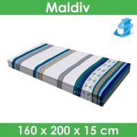 Rivest Sarung Kasur 160 x 200 x 15 - Maldiv