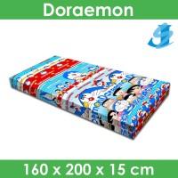 Rivest Sarung Kasur 160 x 200 x 15 - Doraemon