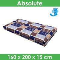 Rivest Sarung Kasur 160 x 200 x 15 - Absolute