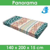 Rivest Sarung Kasur 140 x 200 x 15 - Panorama