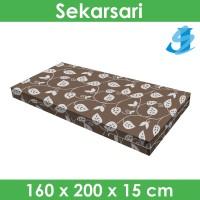 Rivest Sarung Kasur 160 x 200 x 15 - Sekarsari