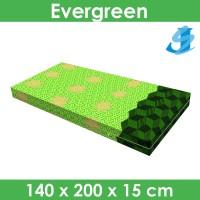 Rivest Sarung Kasur 140 x 200 x 15 - Evergreen