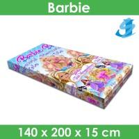 Rivest Sarung Kasur 140 x 200 x 15 - Barbie
