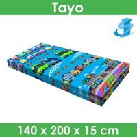 Rivest Sarung Kasur 140 x 200 x 15 - Tayo