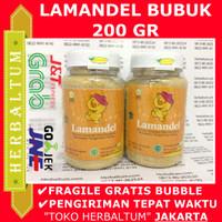 LAMANDEL Bubuk Obat Herbal Amandel