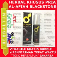 Mirip Hajar-Jahanam - Produk Premium Izin BPOM - Al Afiah Black-Stone
