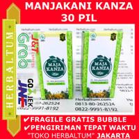 [ASLI] Manjakani Aceh Majakanza - Herbal Endometriosis