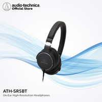 Audio Technica ATH-SR5BT On-Ear High Resolution Bluetooth Headphones