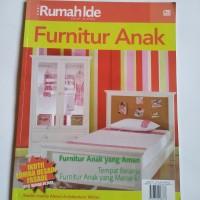 Original bekas Seri Rumah Ide Furniture Anak