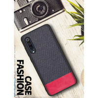 YZ Xiaomi Mi 9 / Mi 9 SE - Fabric Denim Style Back Cover Case