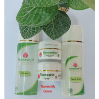 Cream Theraskin Paket Glowing ORIGINAL BPOM