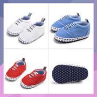 Sepatu Bayi / Sepatu Bayi Prewalker Lace-up Sneaker