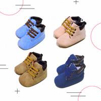 Sepatu Bayi / Sepatu Bayi Prewalker Boots Crib Casual