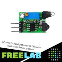 Infrared Proximity Sensor IR Obstacle Avoidance Sensor 3-100cm