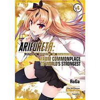 Arifureta: From Commonplace to World's Strongest (Manga) Vol. 4