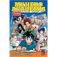 My Hero Academia: School Briefs, Vol. 2: Training Camp (2)