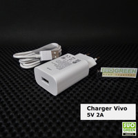 [ORIGINAL] CHARGER VIVO 5V 2A ORIGINAL 100% GARANSI