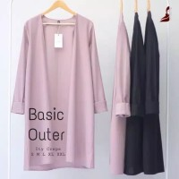 basic outer cardigan