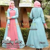 vallery dress baju muslim