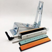 Pengasah Pisau Professional Knife Sharpener - Black