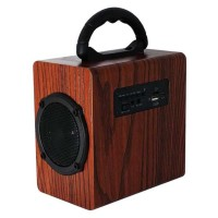 Kingneed Bluetooth Speaker Wood Design - S303