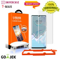 T-Max Huawei P30 Pro Full Glue UV Liquid Tempered Glass