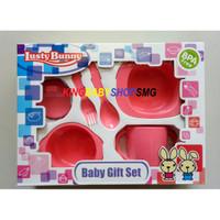 Lusty Bunny LB-1422 Baby Gift Feeding Set / Kado Bayi