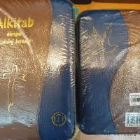 Buku AlKitab Dengan kidung Jemaat pakai resleting TB054 Warna Original