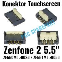 """Konektor Touchscreen Asus Zenfone 2 5.5"""" ZE550ML z008d ZE551ML z00ad"""