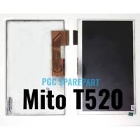 Original OEM LCD Tablet Tab Mito T520 - Lcd Only Saja