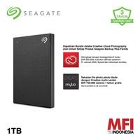 Seagate New Backup Plus Slim Hardisk Eksternal 1TB USB3.0