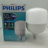 Lampu Bohlam Bola LED Bulb True Force Core PHILIPS 50W