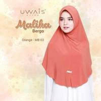 Malika Bergo Jilbab Instan Uwais Hijab Syari terbaru