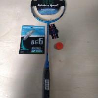 Raket badminton rs power pure neo original