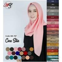 Jilbab Segi Empat Cornskin Serat Jagung by Azara