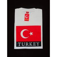Souvenir kaos Istanbul sz XXL dari negara Turkiye - Turki - Turkey
