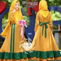 yang terbaru BAJU BUSANA MUSLIM ANAK Setelan hijab anak
