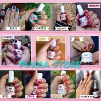 GROSIR Strawberry Nail Henna All Color Semua Warna Kutek Halal Hena